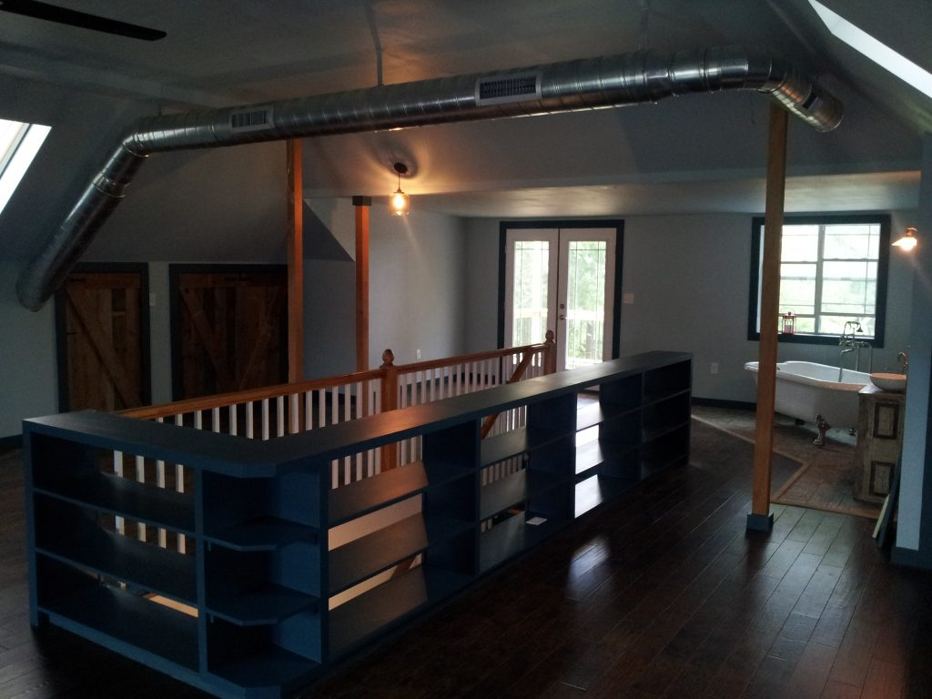 attic addition