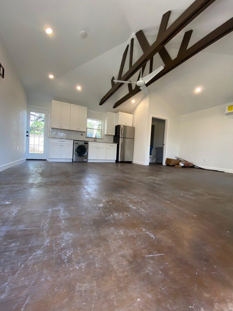Alamo Heights Garage Conversion