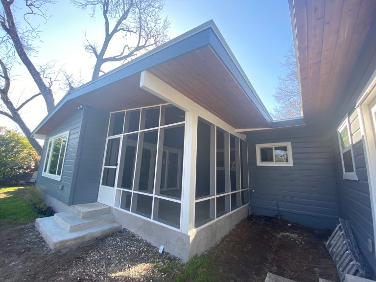 Build a room addition in terrell hills
