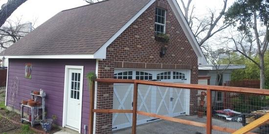 Build a garage 78209
